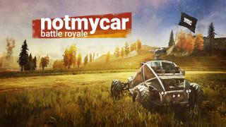 Постер Notmycar